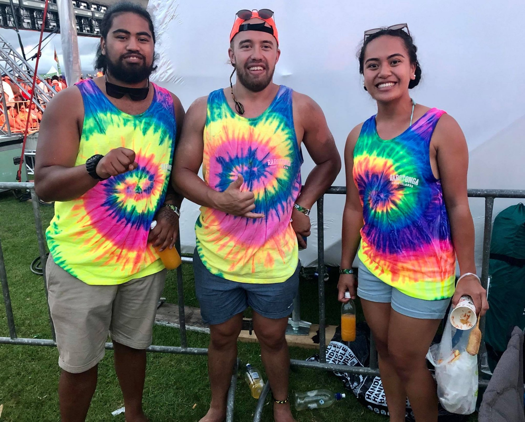 The weekend that was: One Love Festival feature | Māori Television