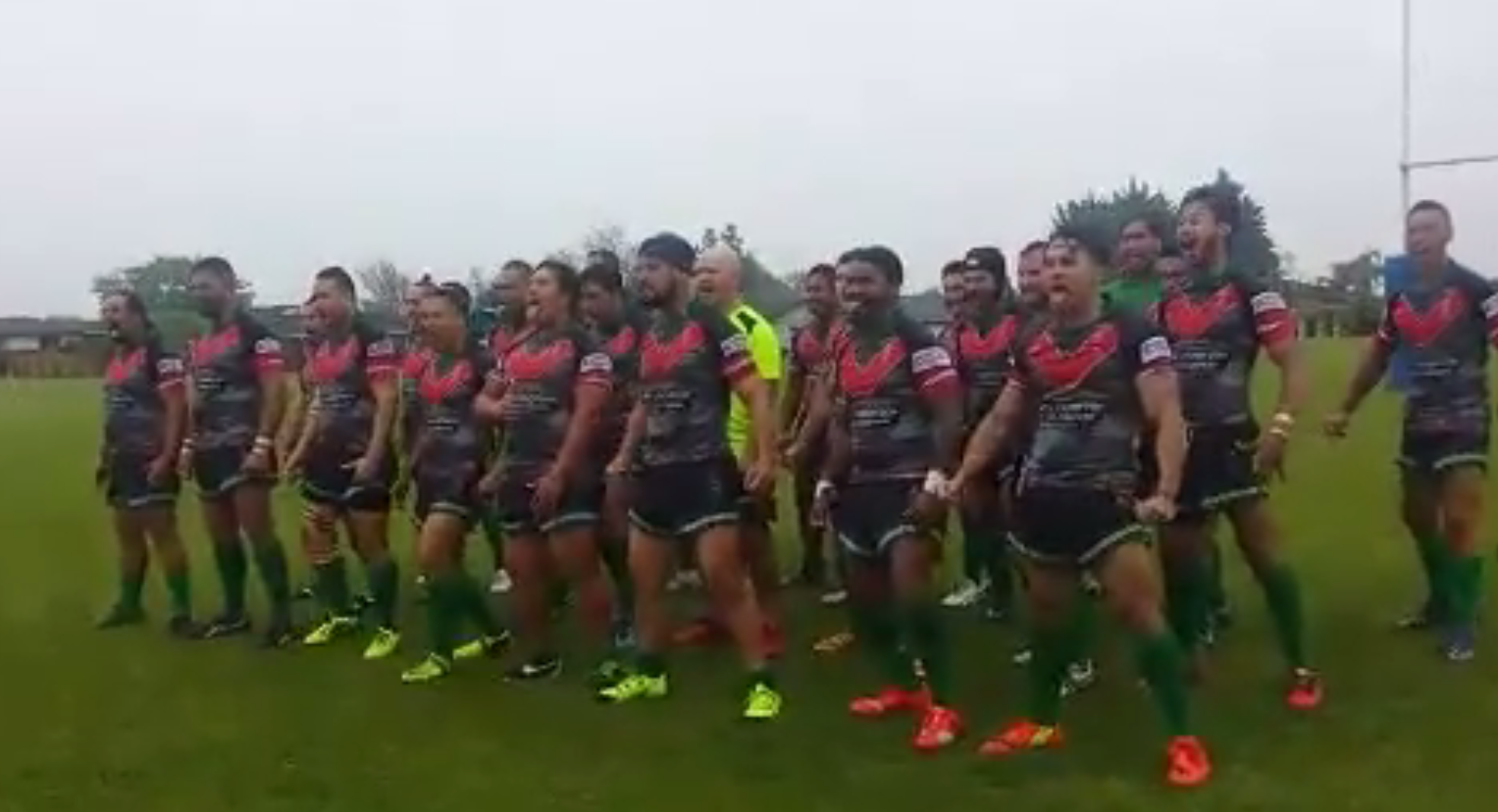 Canterbury Haka - NZ Maori Rugby League