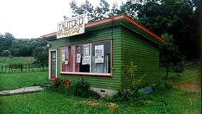 Tautoko FM's first studio