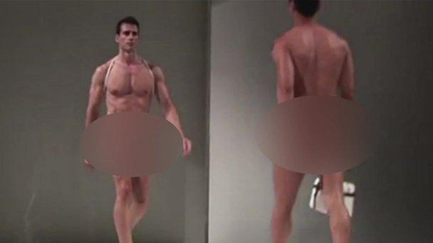 Maori guy nude