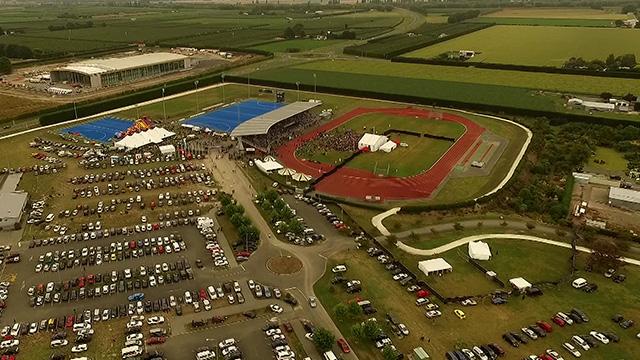 Matatini 2017 venue confirmed | Māori Television