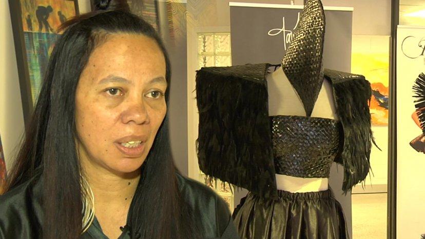 Fashion designer Shona Tawhiao opens POP UP store