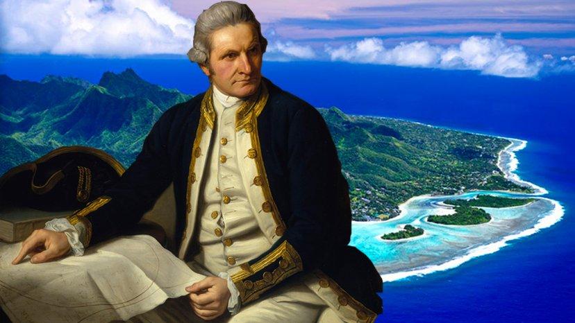 Removing Cook's legacy - Cook Islands seek name change