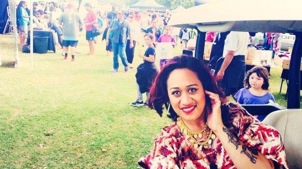Te wahine ataahua - Miss Kihi