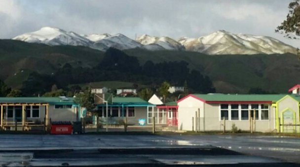 Porirua 'Alps' sent in by the Sarich Whānau