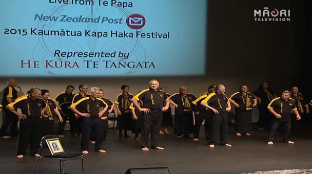 Te Puru o Tāmaki, Ngāti Whātua Ōrākei Kaumātua - Photo / file