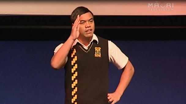 Ngā Manu Kōrero Tāmaki Regionals 2014 - Day 1