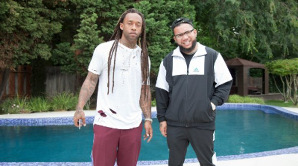 Two shot  JC tha Barber and Ty Dolla Sign