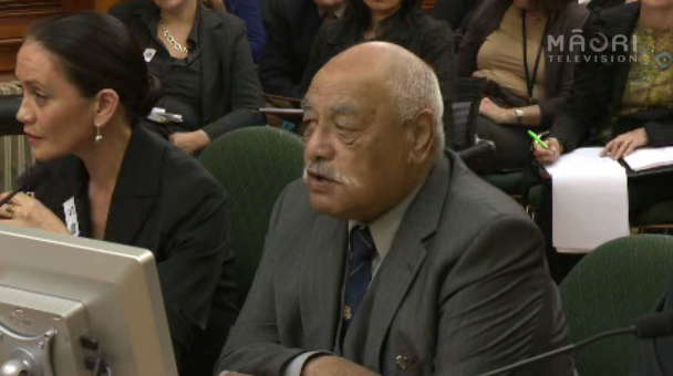 Dr Apirana Mahuika, Ngāti Porou Leader
