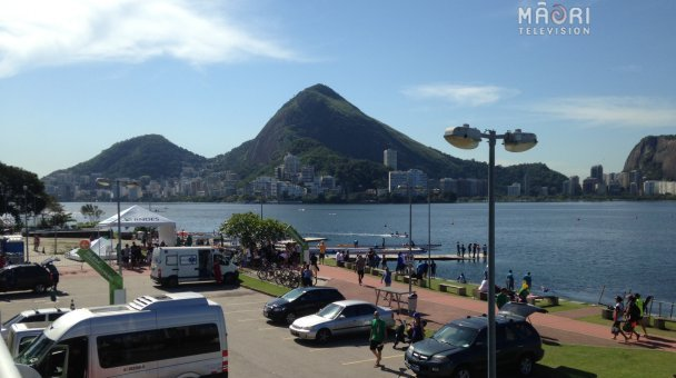 A day for paddlers to test the waters in Brazil