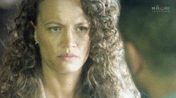 Beth close up - looking