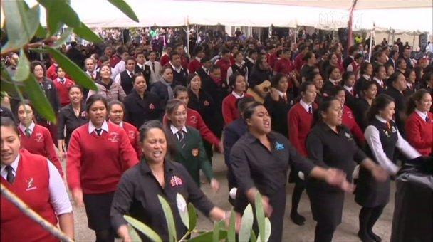 Waikato-Tainui Rangatahi