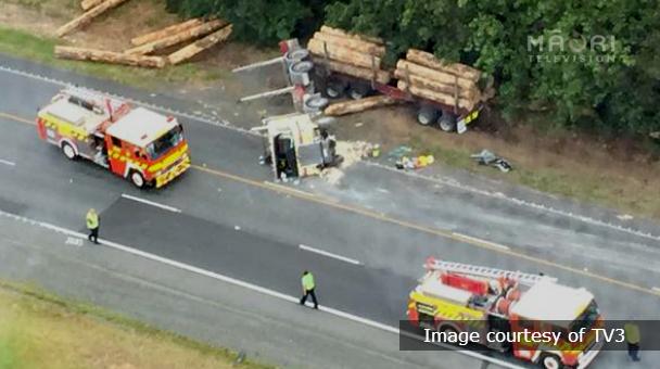 Fatal car crash in Northland