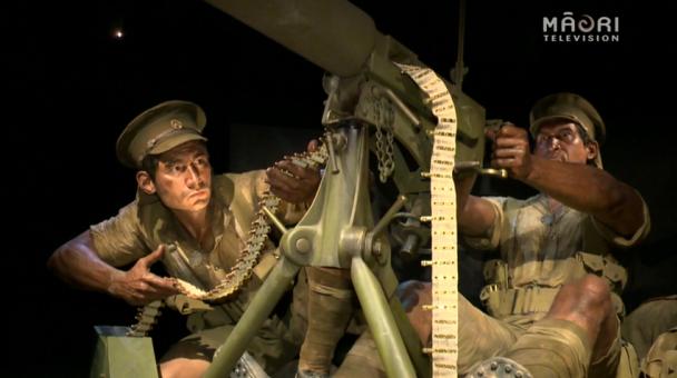 'Gallipoli:The Scale of our war' at Te Papa Tongarewa