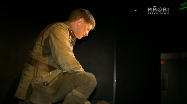'Gallipoli:The Scale of our war' at Te Papa Tongarewa