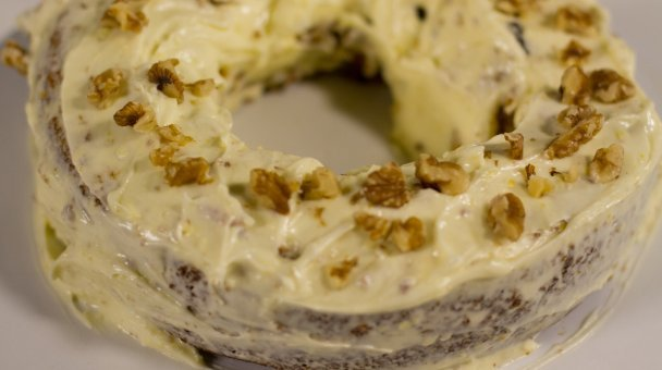 CU Ria's cuzzy cake