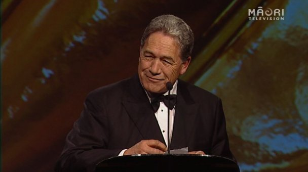 Winston Peters, 2014 Māori Sports Awards