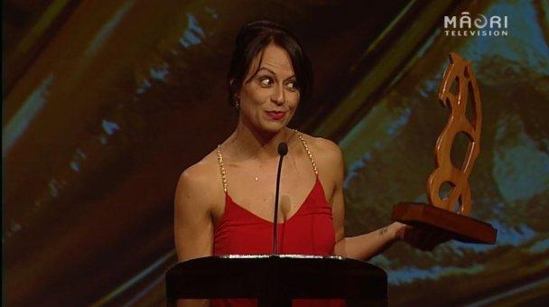 Trina Tamati, 2014 Māori Sports Awards