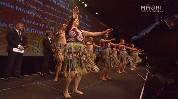 Te Whānau-ā-Apanui, 2014 Māori Sports Awards