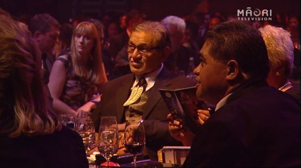King Tuheitia, 2014 Māori Sports Awards