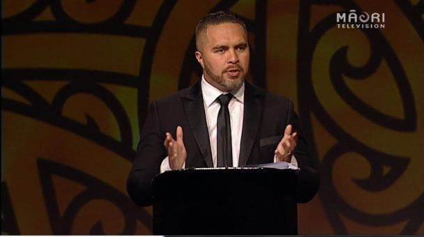 Te Arahi Maipi, 2014 Māori Sports Awards