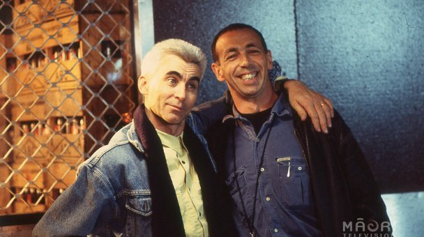 Lee & Stuart smiling