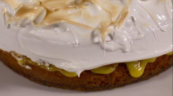 Merenia's Lemon Cake