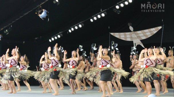 Ngā Tūmanako - Te Matangirua, Te Matatini 2015
