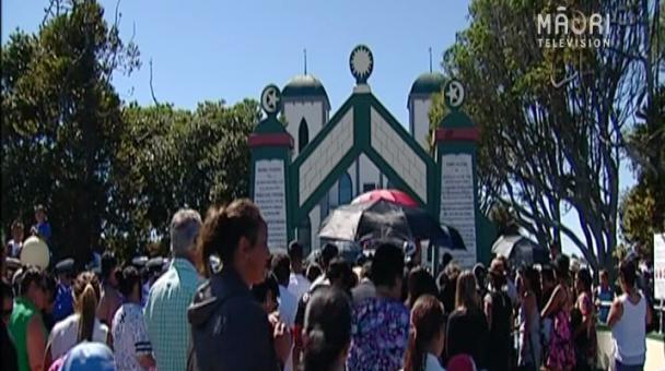 Masses arrive to Rātana Pā - Photo / file