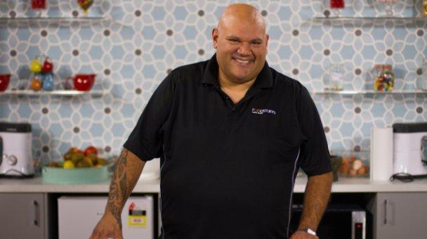 A smiling Rick Metcalfe