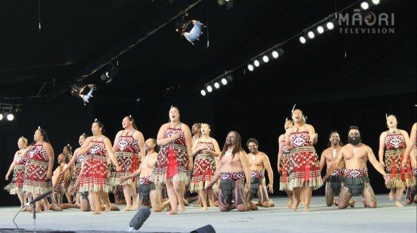 Te Pou o Mangatāwhiri, Te Matangirua - Finals Day, Te Matatini 2015