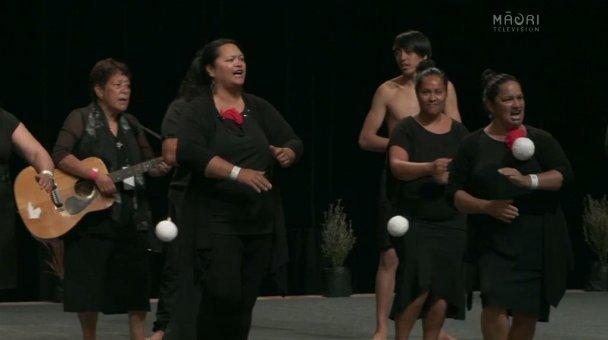 Te Whānau o Te Whakatipuranga
