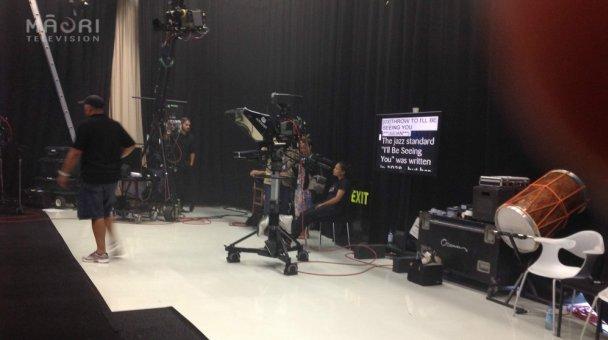 ANZAC Production Crew