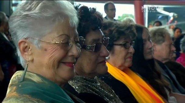 Māori Sports Awards Pōhiri
