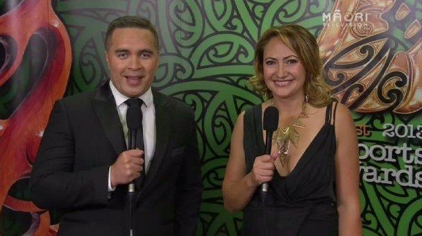 Te Arahi Maipi & Melodie Robinson