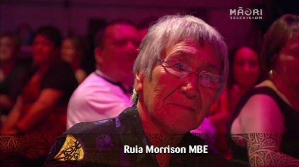 Ruia Morrison MBE