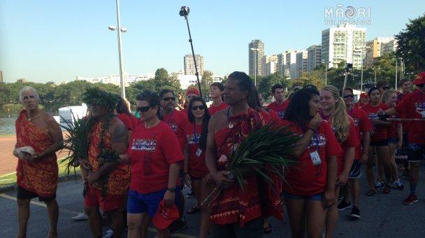 Opening ceremony - Hawai'i