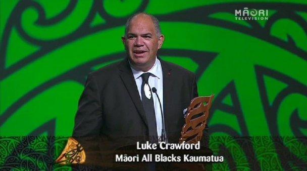 Luke Crawford, Māori All Blacks