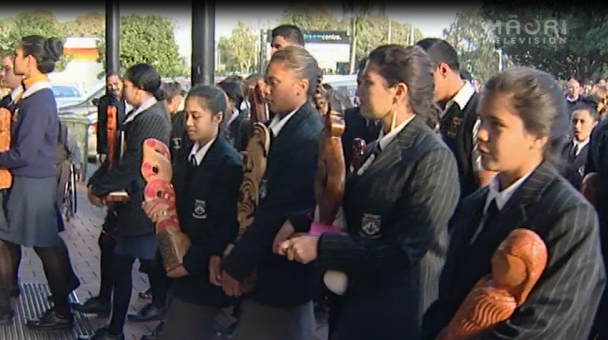Ngā Manu Kōrero Tāmaki Regionals 2014 - Taonga