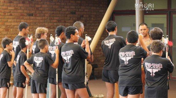 Australia Kapa Haka Festival Pōwhiri, Tū Toa kaiwero