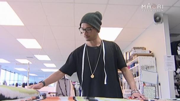 NZFW Miromoda's Māori designers