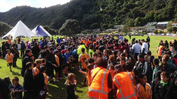 All Blacks Tour in Whakatane 2015
