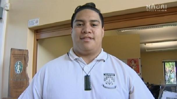 Maihi Barbarich - Recipient of Māori Sports Awards Scholarship