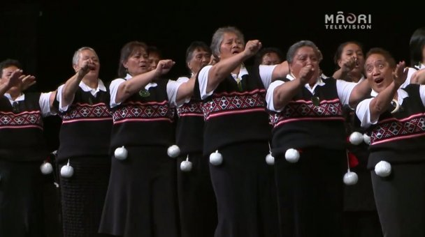 Ngāti Pikiao Pakeke