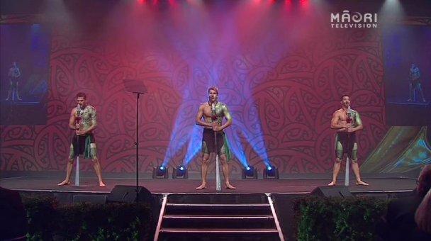 JGeeks, 2013 Māori Sports Awards