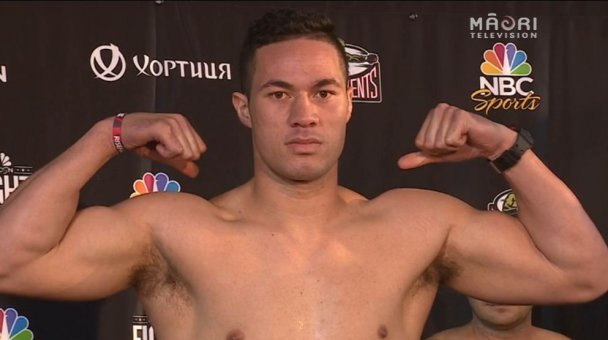 Weigh In for Parker