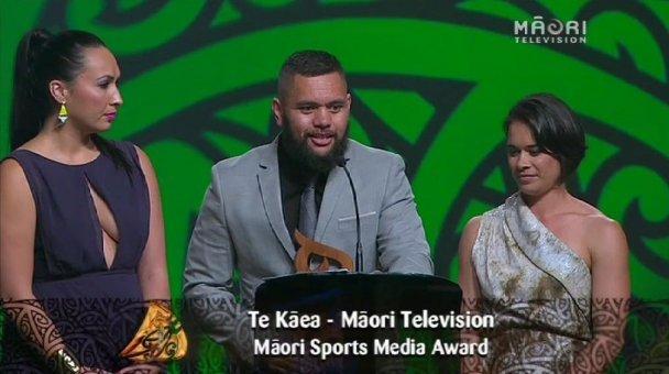 Te Kāea Sports Team, 2013 Māori Sports Awards