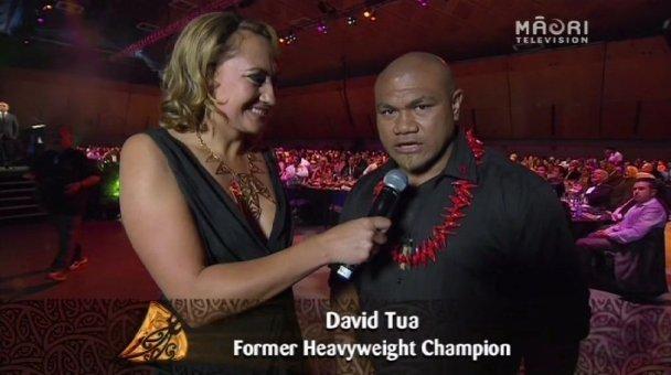 To'aletai David Tua, 2013 Māori Sports Awards
