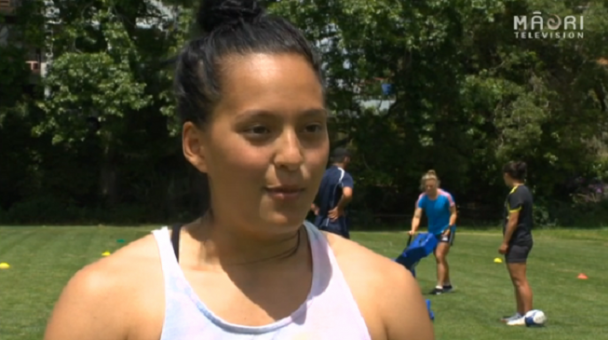 Tyla Nathan-Wong - Finalist for Junior Māori Sportswoman of the Year