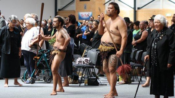 Mataatua Kapahaka Regionals - Pōhiri